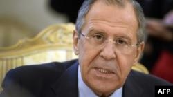 سرگی لاوروف، وزير خارجه روسيه