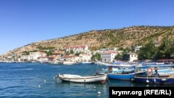 Крым, Балаклавская бухта