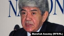 Мэлс Елеусизов, лидер экологического союза «Табигат».
