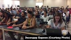 Щорічна сесія Експертного механізму ООН з прав корінних народів у Женеві