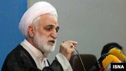 IИранның бас прокуроры Голам Хоссейн Мохсени Эджеи.