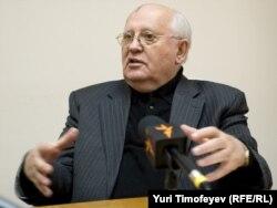 Михайло Горбачов на Радіо Свобода