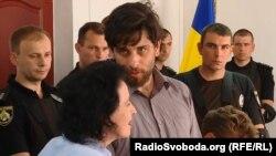 Судове засідання у справі бразильця Рафаеля Лусваргі, Павлоград, 7 травня 2018 року