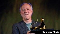Alman rejissoru Werner Herzog.