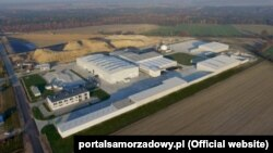 Завод з утилізації сміття у Польщі