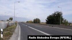 Автопат Тетово-Гостивар.
