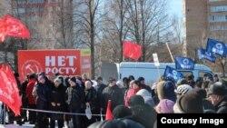 11 марта 2017 года в Тольятти. Фотография Сергея Ионова @ionovsu
