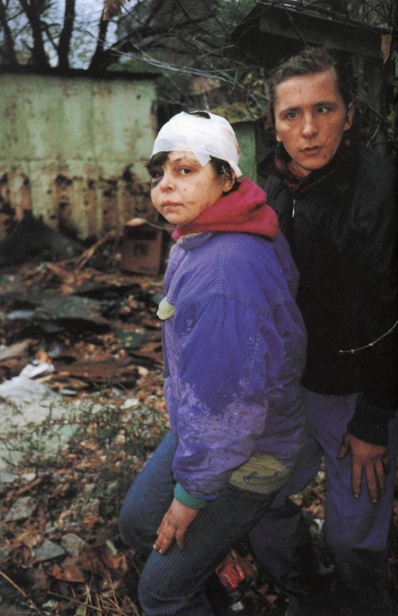 Старые бомжихи фото 6 фотография