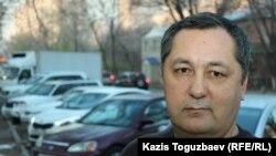 Адвокат Марслен Бабашев.