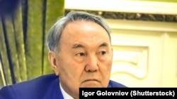 Нурсултан Назарбаєв, президент Казахстану