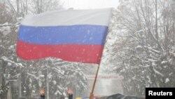 Сторонники Аллы Джиоевой вышли на площадь