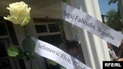 Ruže za ubijenu djecu Prijedora, ilustrativna fotografija