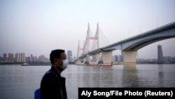Prizor iz Wuhana, 15. travnja