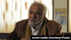 ناصر ملکمطیعی در نمایی از فیلم «نقشِ نگار»