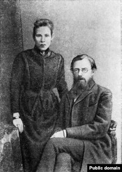 Маўра і Ян Чэрскія, Іркуцк, 1891 год