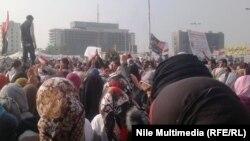 Демонстрации в Каире