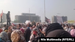 Protesti u Kairu protiv vojne vlasti, 25. novembar 2011.