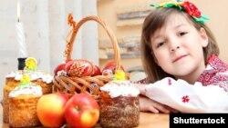 Цьогоріч Великодень в Україні припадає на 28 квітня