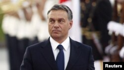 Премиерот на Унгарија Виктор Орбан