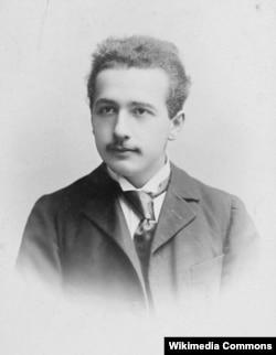 Альберт Эйнштейн, 3 октября 1896