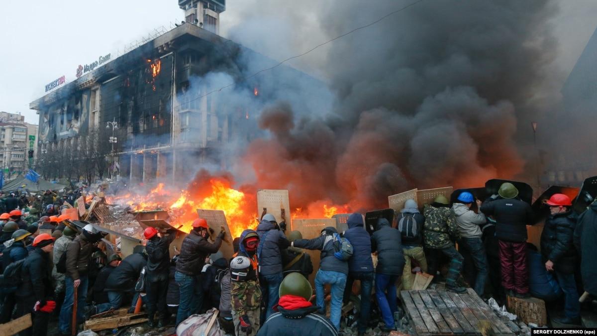 Годовщина пожара в Доме профсоюзов в Киеве. Как и для чего восстановили здание, сгорела во время Майдана