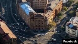 ՀՀ ոստիկանության շենքը Երևանում