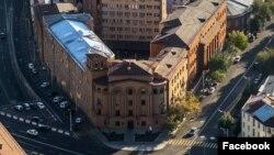 ՀՀ Ոստիկանության շենքը, լուսանկարը՝ «Ֆեյսբուք»-ի