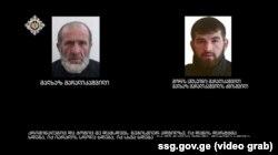 Мачаликашвили Малхаз (аьрру агIор), Мачаликашвили Морис (аьтту агIор)