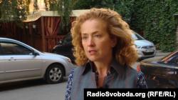 Лариса Артюгіна, засновниця громадської організації «Новий Донбас»