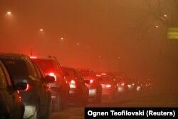 Makinat konsiderohen si një prej ndotësve më të mëdhenj të ajrit.