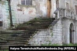 Підгорецький замок у селі Підгірці Бродівського району Львівської області