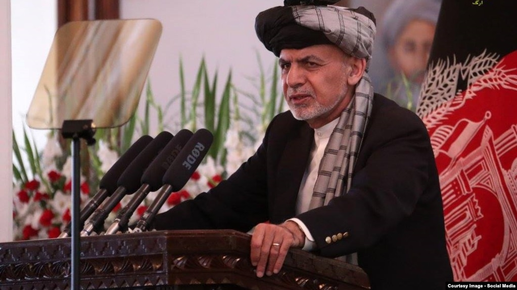 Afghan President Speaks Out In Support Of Women's Education