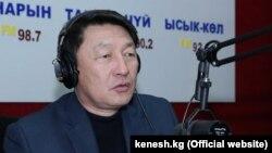 Кенжебек Бокоев.