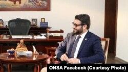 حمدالله محب مشاور امنیت ملی افغانستان