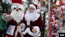 Раньше в Испании дарили подарки в так называемый День волхвов - 6 января, причем только детям