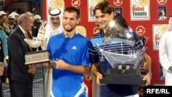 В этом году Роджер Федерер и Михаил Южный выясняли отношения в решающем матче турнира в Дубае. Как-то сложится в Париже?