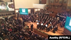 Татарстан Конституциясенең 25 еллыгына багышланган тантана