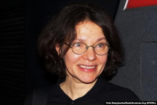 Олена Дем'яненко, режисер, Дніпро, 27 лютого 2019 року