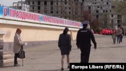 De ziua muncii, 1 mai, la Tiraspol