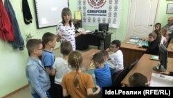На уроке татарского в Сызрани