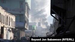 Кабул 21.01.2013