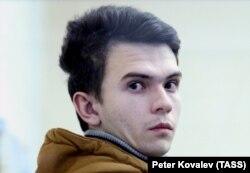 """Филипп Будейкин (Филипп Лис), предполагаемый администратор """"групп смерти"""""""