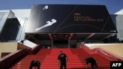 На Каннском кинофестивале
