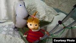"""Театарска претстава за деца: """"Муминтрол и зимата"""" на Буден театар."""