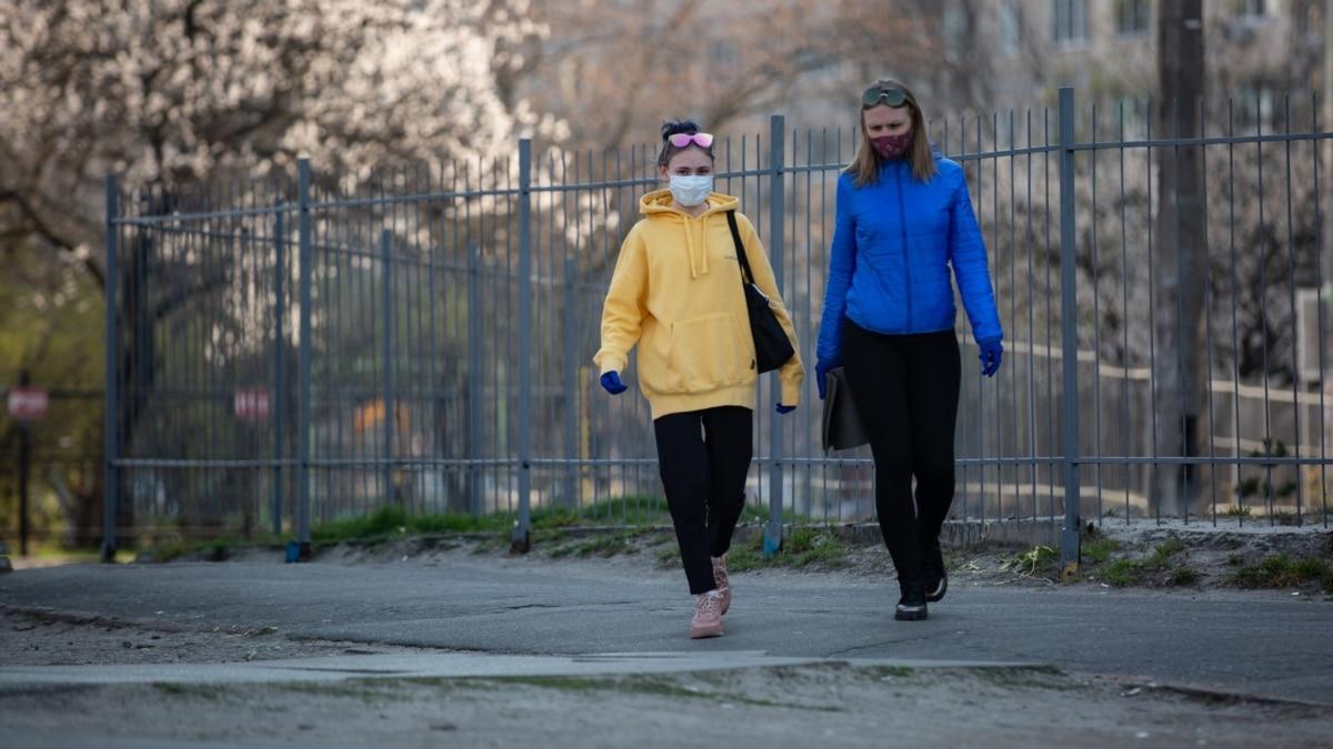 Карантин в Киеве. Трансляция
