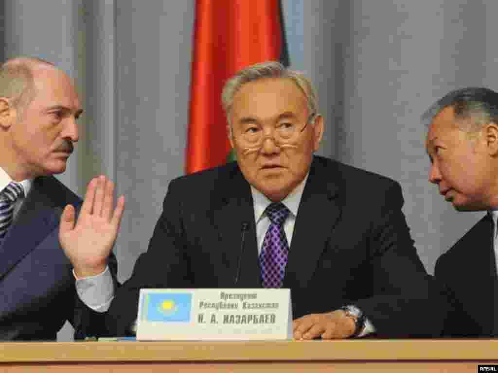 Казахстан. 31 января – 4 февраля 2010 года. #23