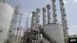 Western powers say Iran's Arak heavy-water reactor could be used to make nuclear weapons.