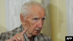 97-літній Ласло Чатарі