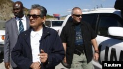 Шефот на мисијата на ОН во Косово Фарид Зариф