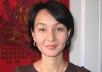 Galima Bukharbaeva (file photo)